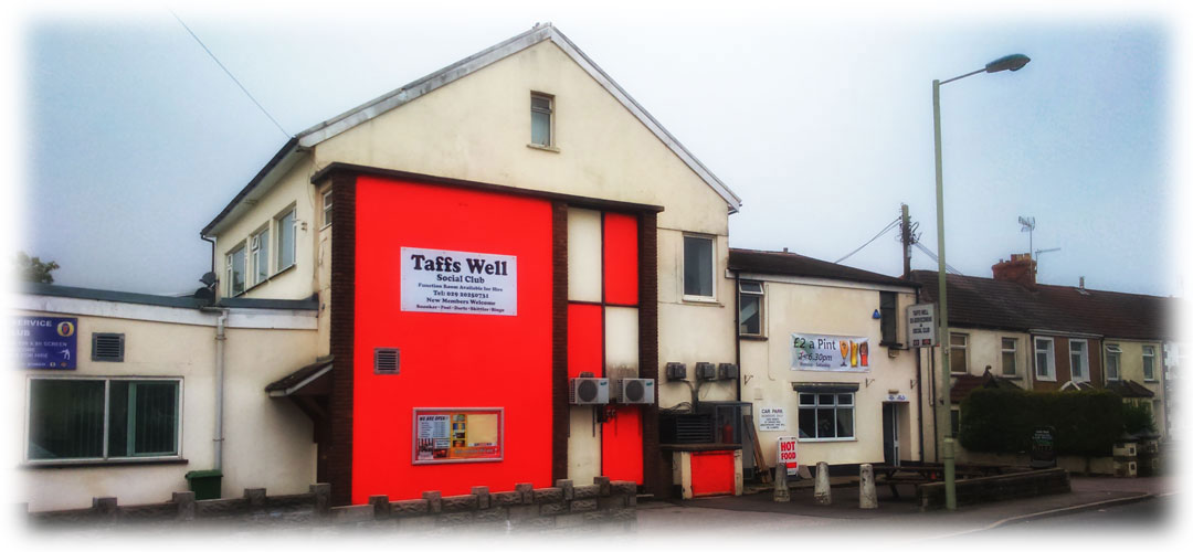 Taffs Well Ex Servicemens Social Club Front
