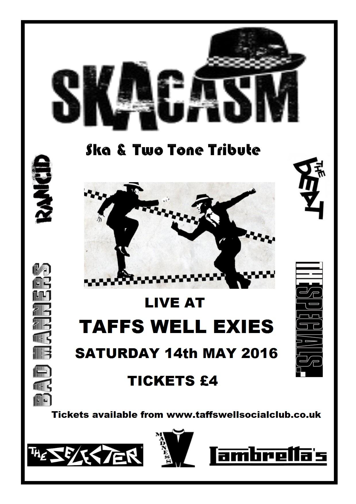 SKACASM-TAFFS WELL EXIES-14/05/2016