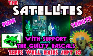 THE SATELLITES-TAFFS-WELL-EXIES