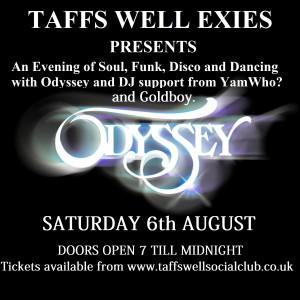 ODYSSEY-TAFFS-WELL-EXIES