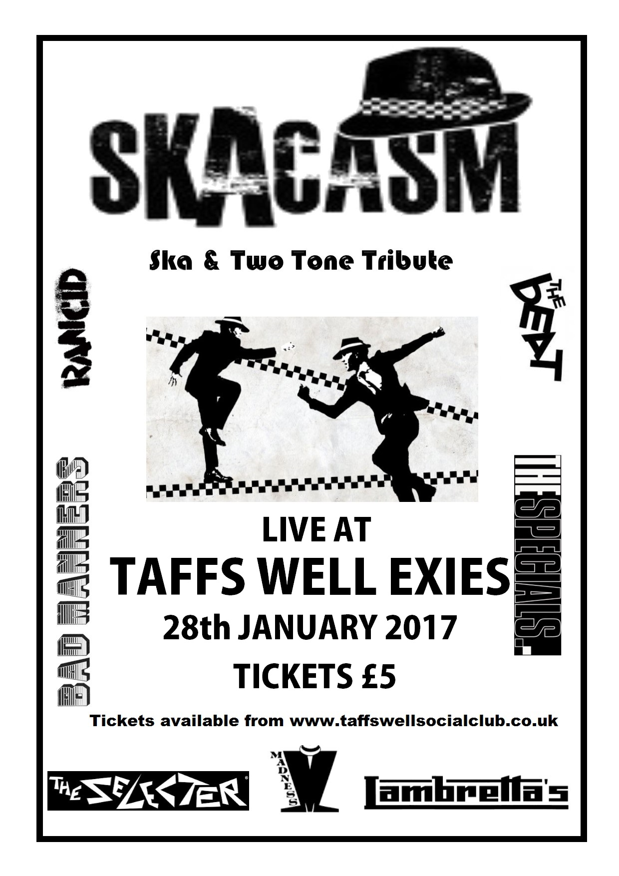 SKACASM-TAFFS WELL EXIES-28-O1-2017