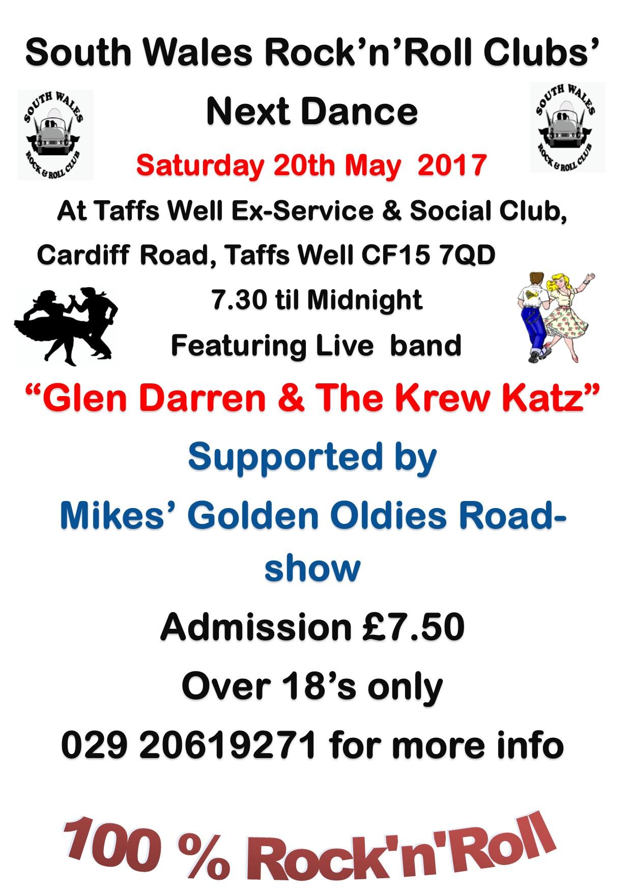 glenn darren-taffs well exies-20-05-2017