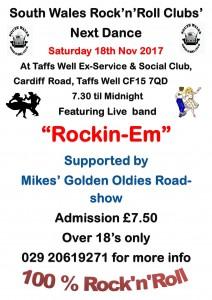 rockin-em-taffs well exies-18-11-2017