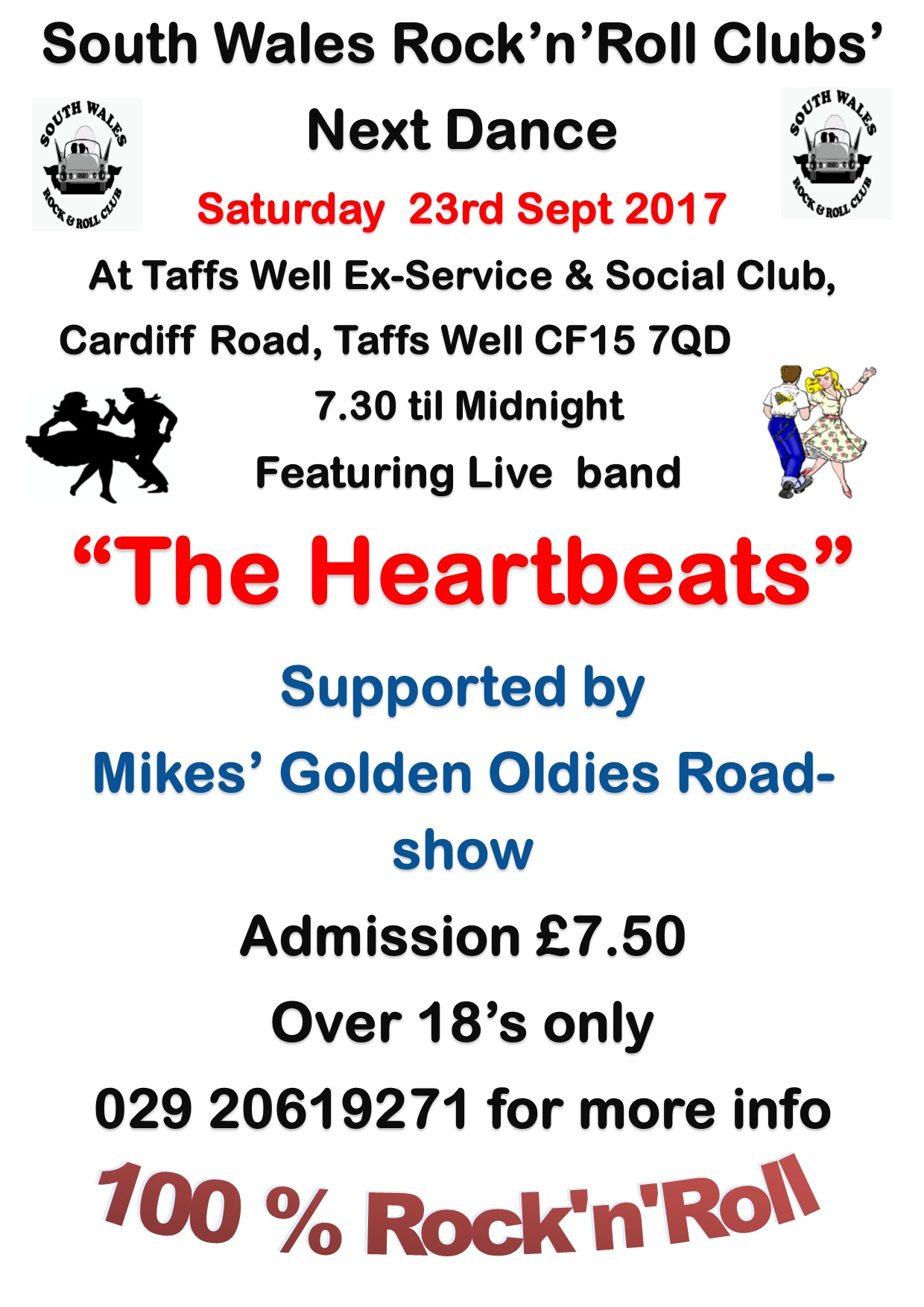 the heartbeats-taffs well exies-23-09-2017