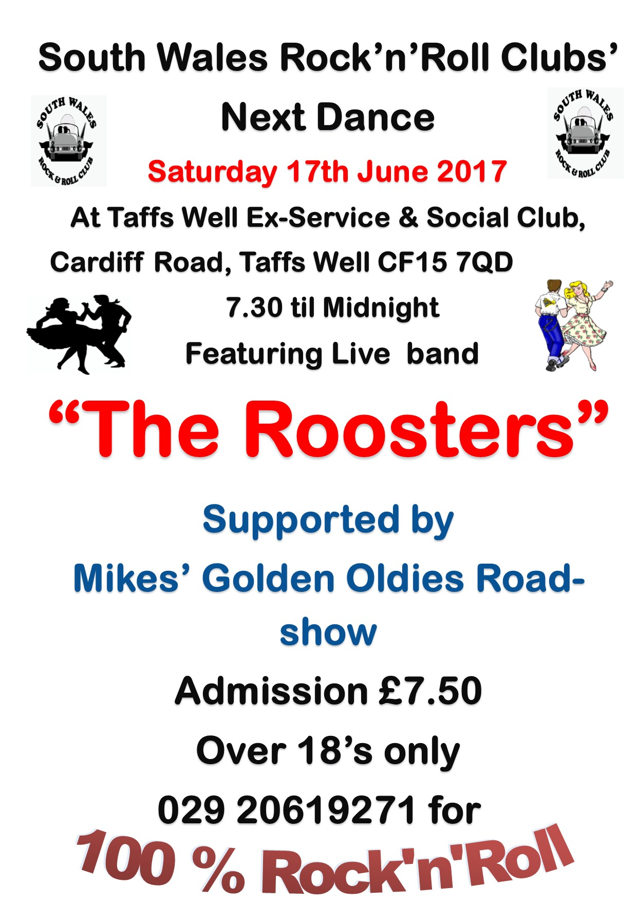 the roosters-taffs well exies-17-06-2017