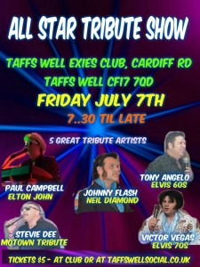 ALL STAR TRIBUTE SHOW-TAFFS WELL EXIES-07-07-2017